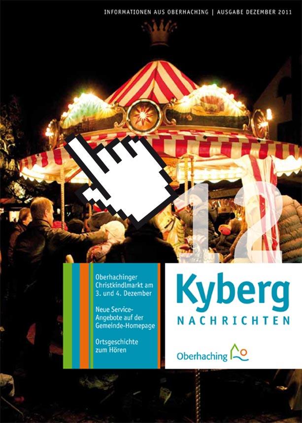 Kybergnachrichten Titelbild Dezember 2011