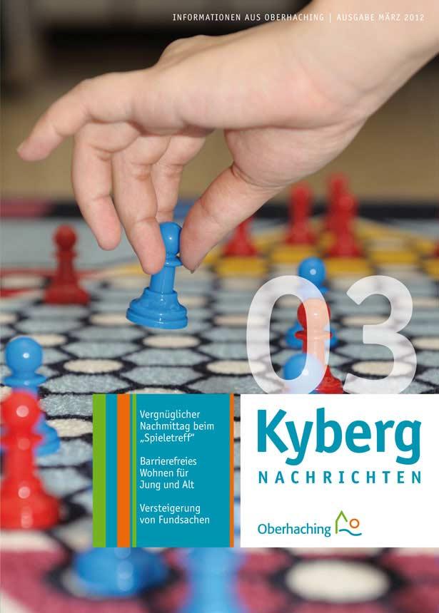Kybergnachrichten März 2012 Titelbild