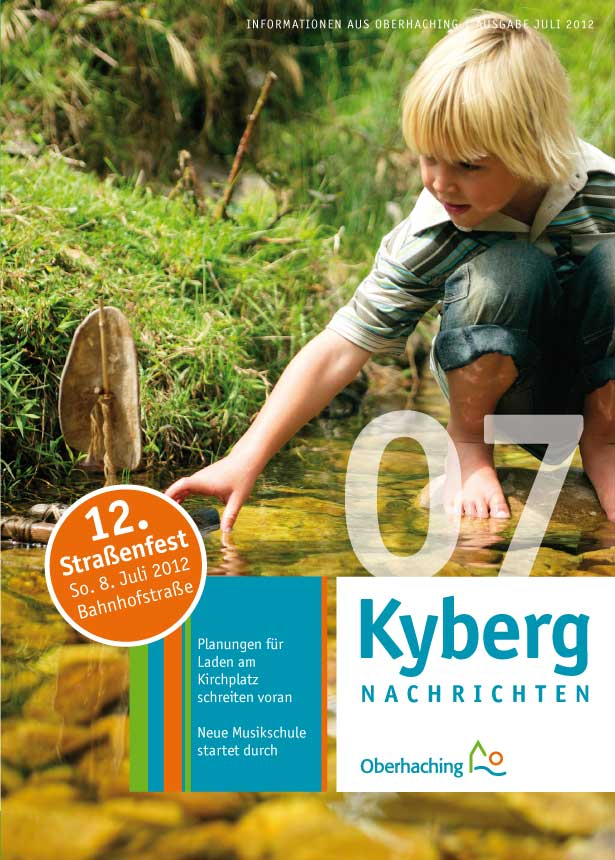 Kybergnachrichten Juli 2012 Titelbild