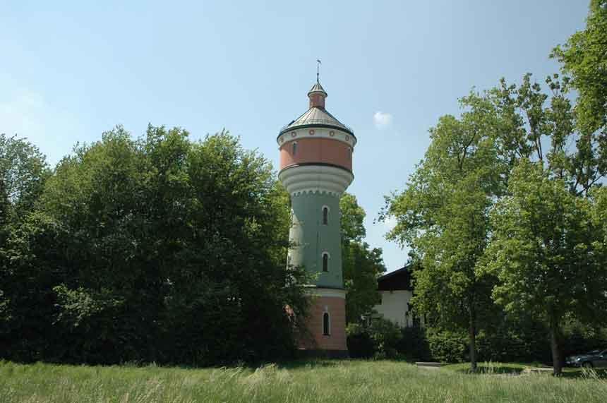 Wasserturm Deisenhofen 2