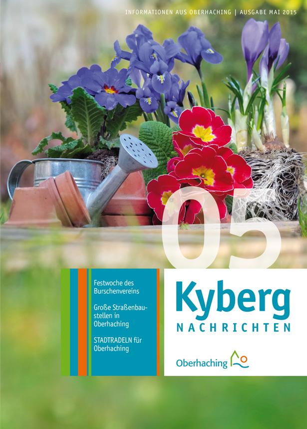 Kybergnachrichten Mai 2015 Titelbild