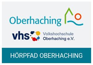 Hörpfad Oberhaching Logo
