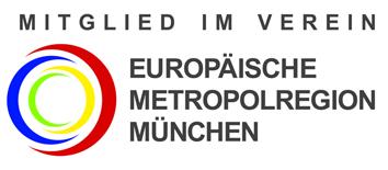Logo der Metropolregion München für Mitglieder