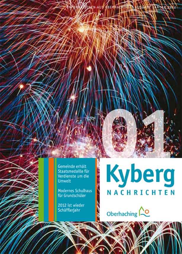 Kybergnachrichten Titelbild Januar 2012