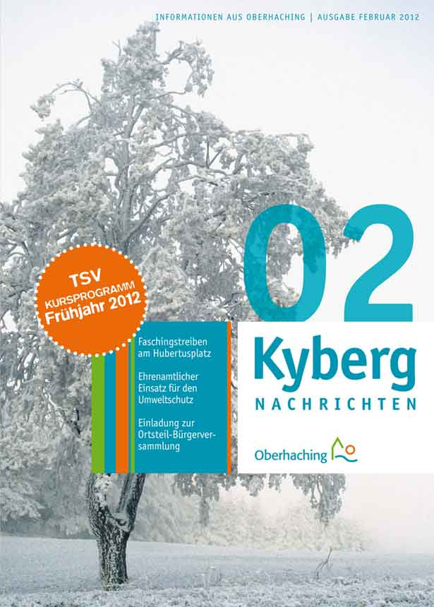 Kybergnachrichten Titelbild Februar 2012
