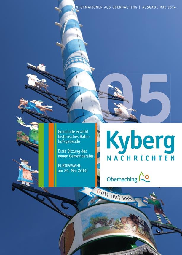 Kybergnachrichten Mai 2014 Titelbild