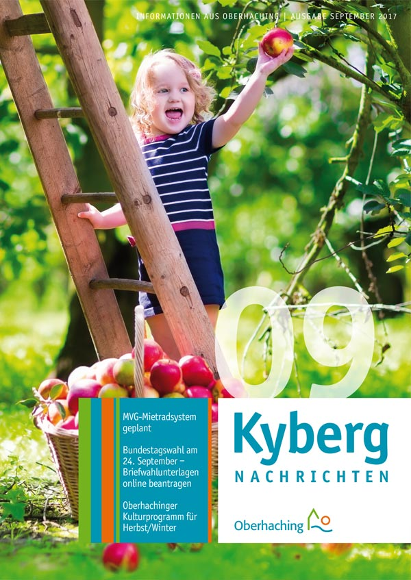 Kybergnachrichten Titelseite September 2017