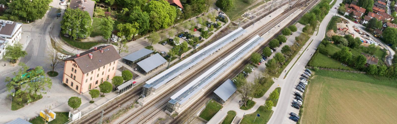 Bus Bahn Gemeinde Oberhaching