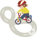 Ferienprogramm TSV Fahrtechniktraining kleine Kinder