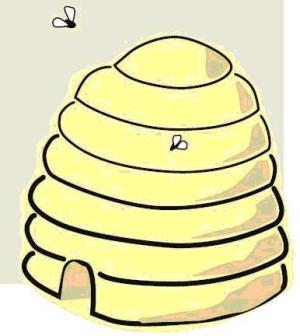 Logo KiGa Bienenkorb