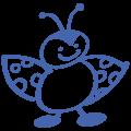 Ferienprogramm Kulturamt Marienkäfer Logo